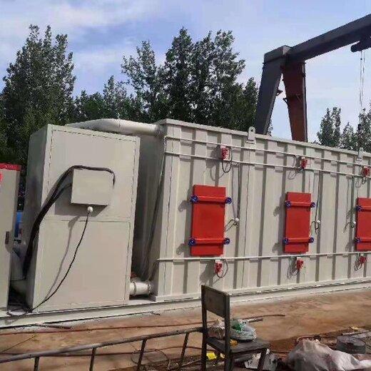 弘霖廢氣處理設備,安徽蕪湖催化燃燒一體機