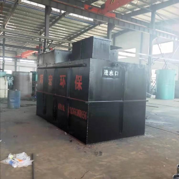 自动锦绣辉宏农村小型污水处理设备操作简单,农村污水处理设备