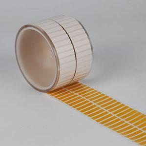 中山三乡彩色高温标签厂家直销,最高温度标签纸