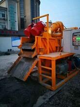河北井陘縣打樁泥漿脫水機泥水分離機,泥漿壓濾機圖片
