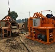 河北新乐打桩淤泥脱干处理泥水分离机,泥浆处理器