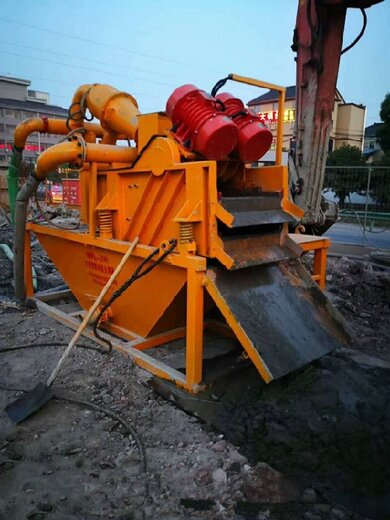 河北桥东区盾构泥浆处理泥浆净化设备泥水亚博直播APP,亚博赛事直播|首页机,泥浆压滤机