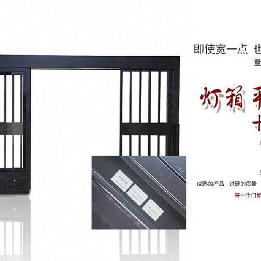 鄭州新鄉小區廣告門多少錢一個鄭州三盾弱電,門禁平移門