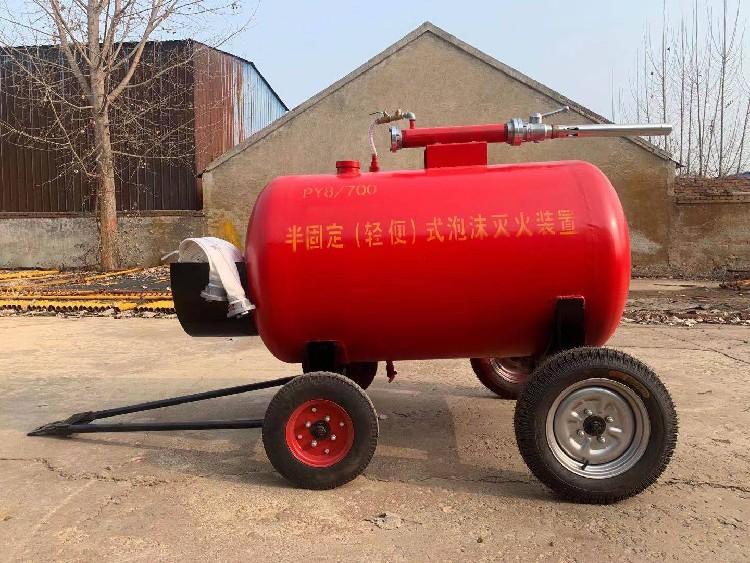 南昌移动式干粉灭火装置生产企业,PGFY移动式干粉装置
