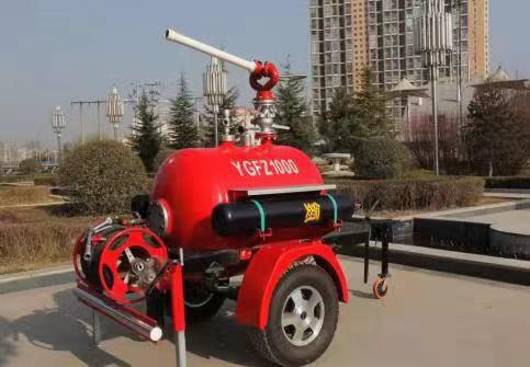 屏东县移动式干粉灭火装置生产厂家