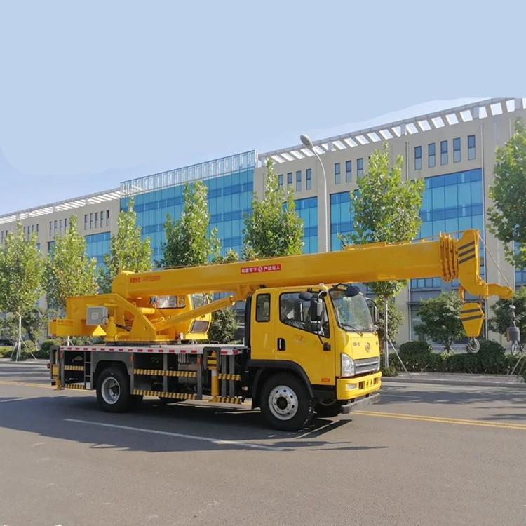 国六16吨吊车价格山东吊车厂家