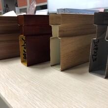 按圖生產開口木紋鋁格柵方通質量可靠圖片