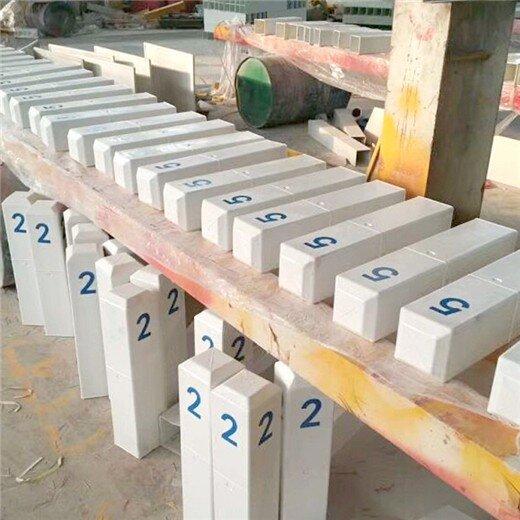 建立玻璃鋼里程碑,保定定做玻璃鋼標志樁廠家