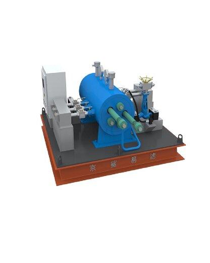 生产京鲨易滤矿用全自动高压反冲洗过滤站操作简单