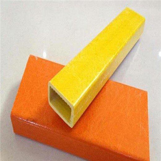 衡水定做玻璃鋼標志樁安全可靠,玻璃鋼方管