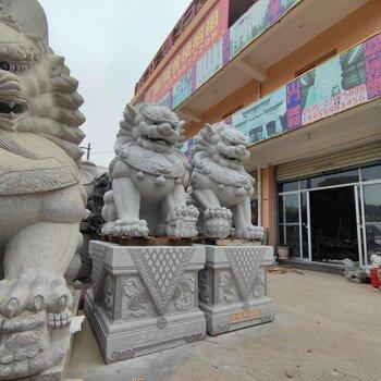 石雕獅子福建石雕獅子超市