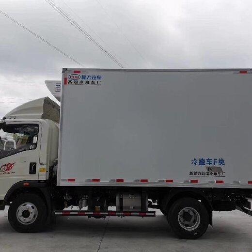 德州从事重汽冷藏车如何计算,前四后四冷藏车