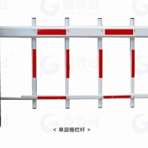 鄭州遙控道閘停車場起落桿門禁升降桿廠家直供門禁系統,車庫升降桿