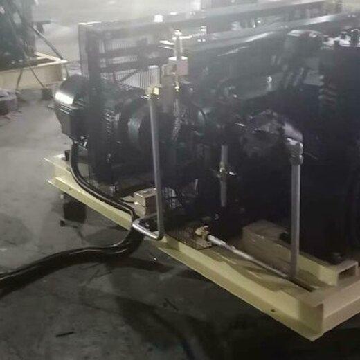 濱州風冷壓縮機規格型號,中壓風冷雙機組