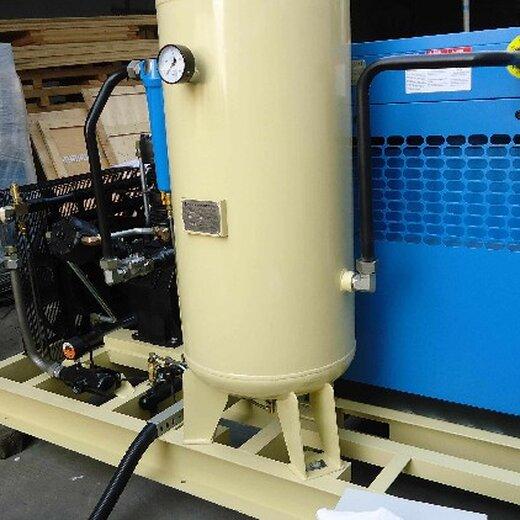 畢節吹瓶增壓機風冷FZ-5.2/30-Z,工頻螺桿增壓一體機