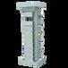 開放式1440芯ODF光纖配線架制作精良,三網合一光纖配線架