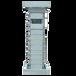 開放式三網合一ODF光纖配線架批發代理,三網合一光纖配線架