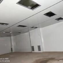 企石鎮無塵車間凈化工程圖片