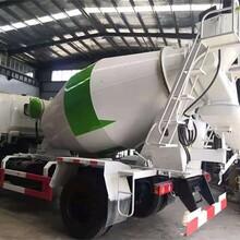 新疆图木舒克定制东风福瑞卡混凝土搅拌车质量可靠图片