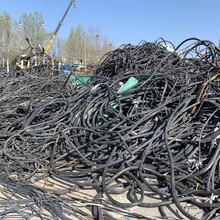 唐山迁安市低压废旧电缆回收图片
