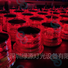 建航河道航行灯,云南出口led太阳能航标灯生产厂家图片