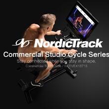 长治室内健身器材S22i动感单车图片