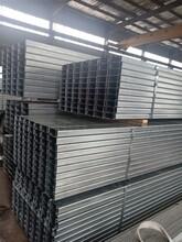 金屬壓型板鍍鋅閉口樓承板,鍍鋅瓦楞板圖片