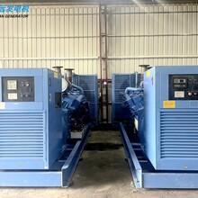 康明斯旧发电机,广州二手康明斯1120KW发电机组图片