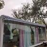 广元耐用推拉雨棚总代直销,固定雨篷