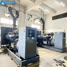 二手柴油发电机1100kw,旧柴油发电机图片