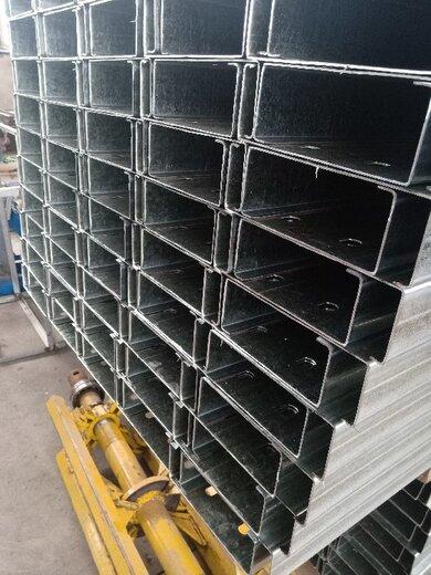 房山HV-310大开口式楼承板,镀锌开口式瓦楞板