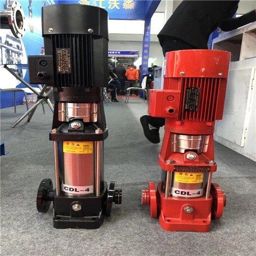 山西臨猗南方泵業輕型不銹鋼立式多級離心水泵售后維修