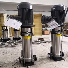 廣東中山利歐威樂輕型不銹鋼立式多級離心水泵售后維修