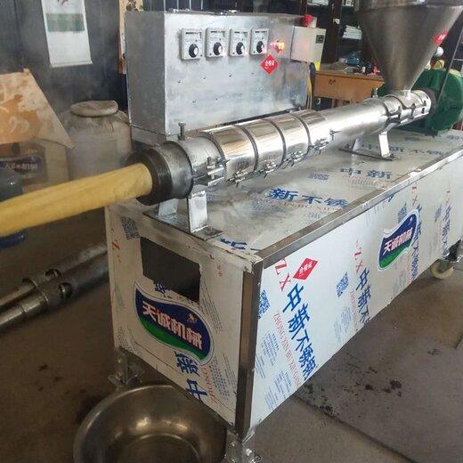 小型自熟豆皮機性能可靠,干面皮機