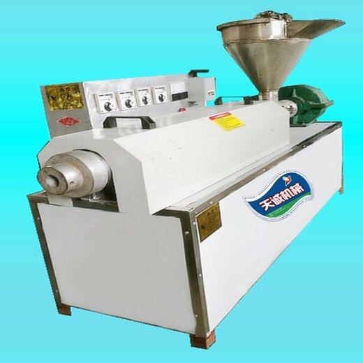 天誠大豆蛋白機,平頂山自熟豆皮機品質優良