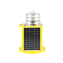广西便携式太阳能一体式航标灯图片