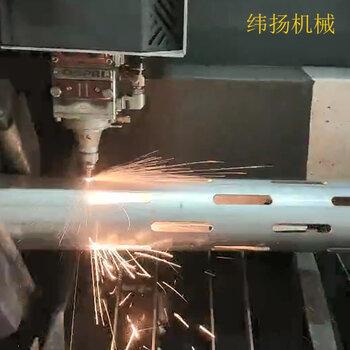 五軸激光切割機價格合理多功能400鋼管切割機