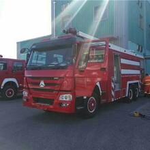 东风泡沫消防车,水罐消防车图片