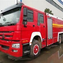 水罐消防车生产要求,消防洒水车图片