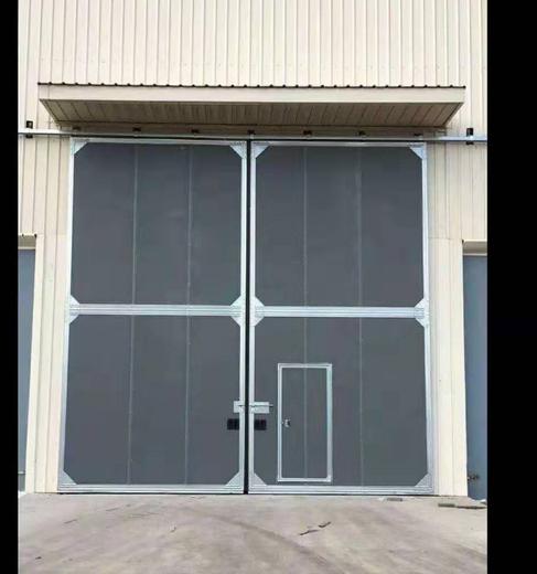 石家莊工業折疊門批發