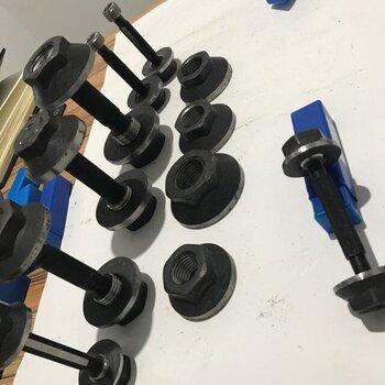 筑遠緊固件鋼筋錨固頭,廣西筑遠緊固件鋼筋錨固板鋼筋法蘭螺母代替傳統彎筋