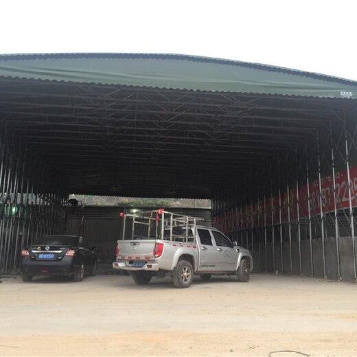 福建遮陽建筑工地棚規格,活動推拉棚雨蓬