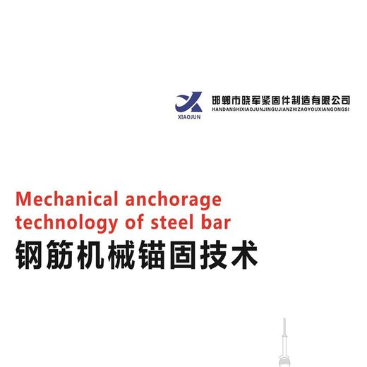 筑遠緊固件鋼筋錨固頭,上海筑遠緊固件鋼筋錨固板鋼筋法蘭螺母M12-M40廠家