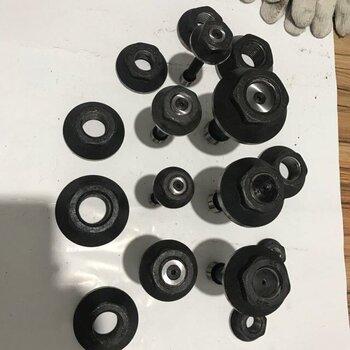 天津筑遠緊固件鋼筋錨固板鋼筋法蘭螺母裝配建筑配件,鋼筋機械錨固板