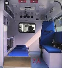 青海果洛转运型救护车救护车图片