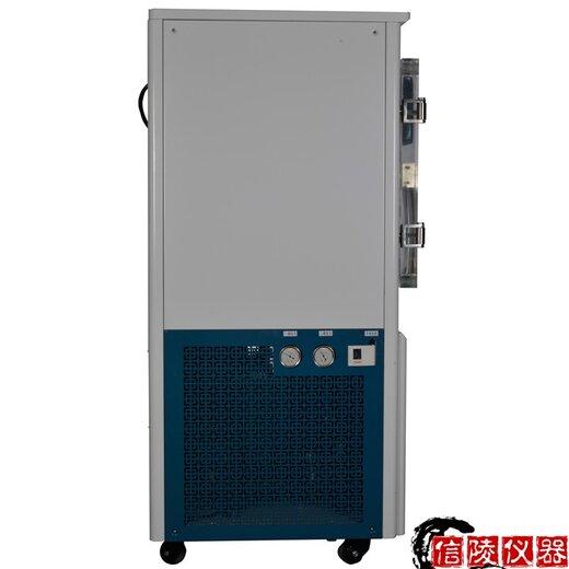 信陵硅油型冷凍干燥機,LGJ-30F原位冷凍干燥機硅油加熱冷凍干燥機供應商價格