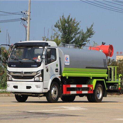 东风10吨洒水车厂家,程力洒水车厂家报价