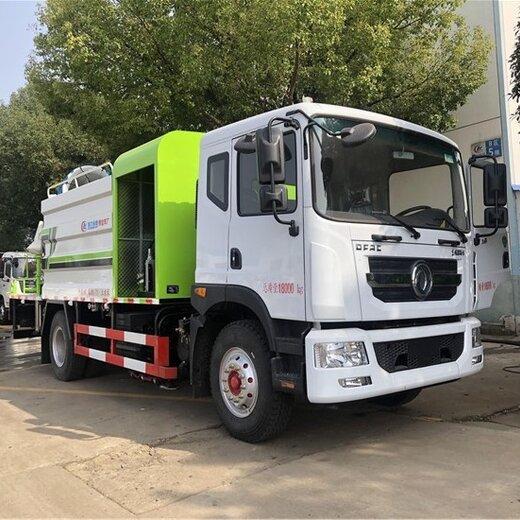 揚州東風10噸垃圾車品質優良