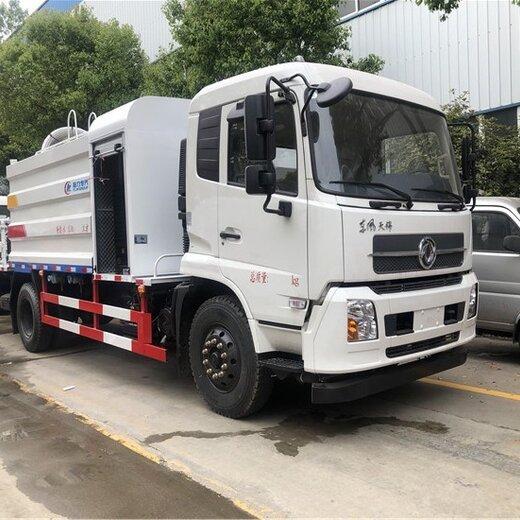 東風大福瑞卡10噸灑水車多少錢一輛,程力灑水車廠家報價