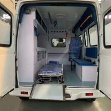 湖北襄阳救护车电话救护车图片